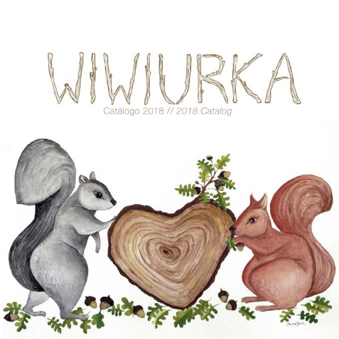 Catálogo Wiwiurka 2018