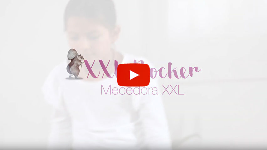 Video - Rocker XXL / Mecedora XXL - Juguetes Wiwiurka